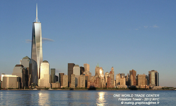 DMG - One World Trade Center - Freedom Tower