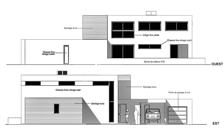 Dessinateur | Illustrateur | Plans de maisons | Pau Tarbes Biarritz